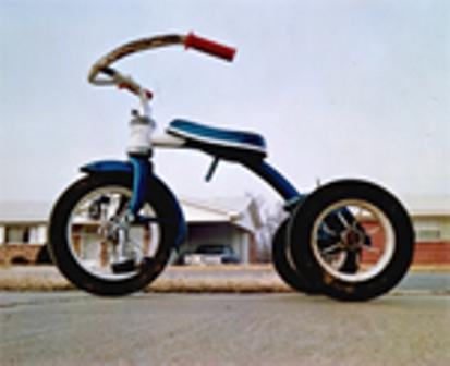 """William Eggleson: Democratic Camera, Photographs and Video, 1961-2008"" appears at the Corcoran through September 20."