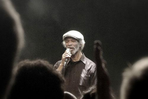 The words and work of the late Gil Scott-Heron are honored Saturday at Rock Creek Park.