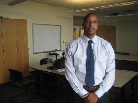 Eric Bethel was a teacher in District of Columbia Public Schools for eight years before becoming a Master Educator.  He has been working as a Master Educator for the past two years.