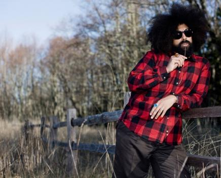 Reggie Watts may just be the coolest comedian on the planet.