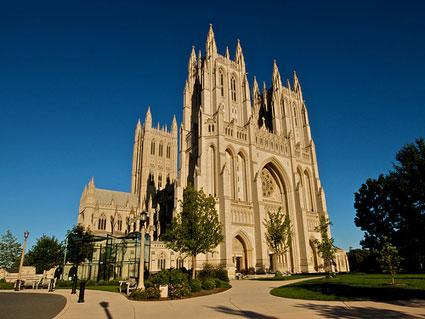 Tuesday's 5.8 magnitude earthquake struck the National Cathedral, but the damage was described as minor.