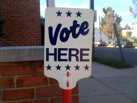 Turnout in Tuesday's Virginia primary elections was low, ranging from 5 percent to 10 percent in some areas.