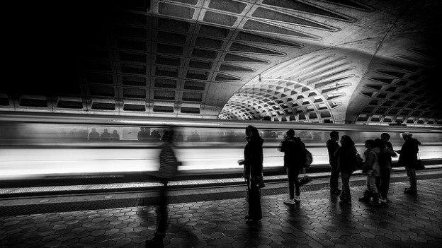 Metro riders of the world, unite?