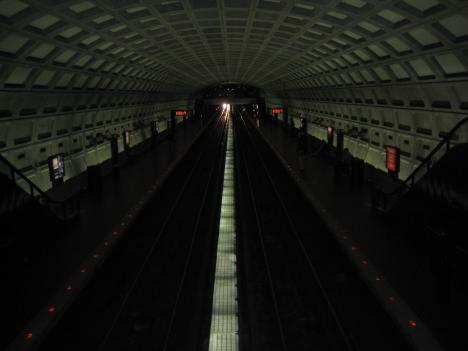 Dupont Circle is among 20 underground Metro stations with expanded wireless service.