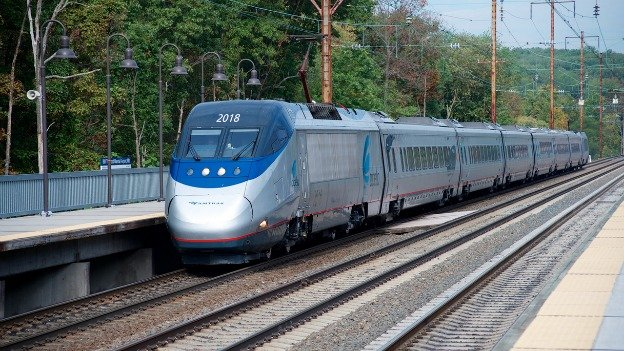 The Acela is one of the fastest ways to get from D.C. to Baltimore, but critics say it isn't used to its full potential.
