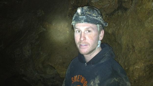 Washingtonians Confront Claustrophobia By Caving