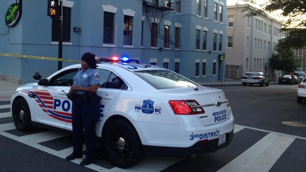 The two suspects accused of killing a taxicab driver in Adams Morgan have been arrested.