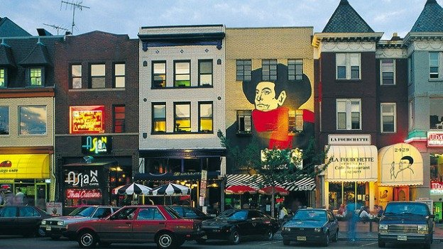 Restaurants will now be able to get liquor licenses in Adams Morgan.