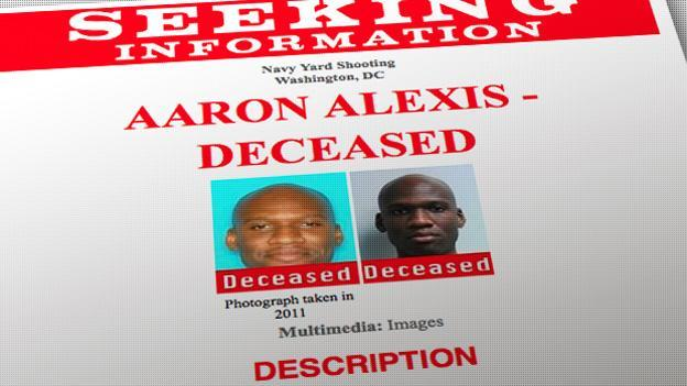 The FBI is asking the public for any information on Aaron Alexis, the deceased shooter at the Washington Navy Yard.