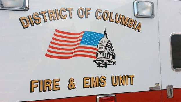 A D.C. man collapsed across from a fire station on Jan. 25, but none of the firefighters on duty responded to calls for help.
