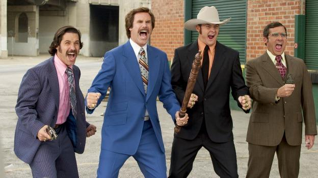"The Newseum's ""Anchorman"" exhibit opens today."