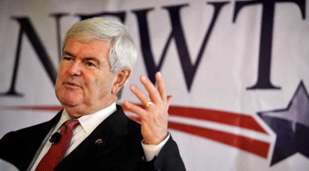 Republican presidential candidate former House Speaker Newt Gingrich speaks during a campaign stop, Friday, Dec. 23, in Columbia, S.C. Gingrich said then that he would gather enough signatures to make the Virginia ballot, but over the weekend he failed to qualify.