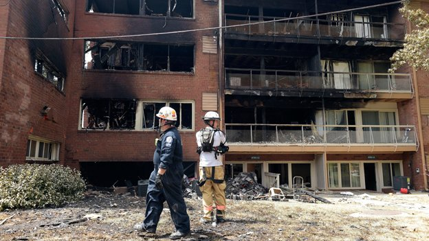 Additional deaths expected in apartment fire