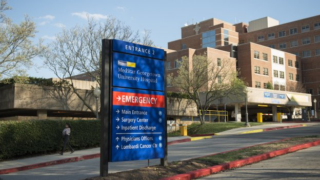 Washington's MedStar computers down for second day after virus