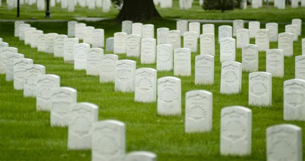 A civilian currently oversees Arlington National Cemetery, but one Virginia Republican wants to see that left to a military official.