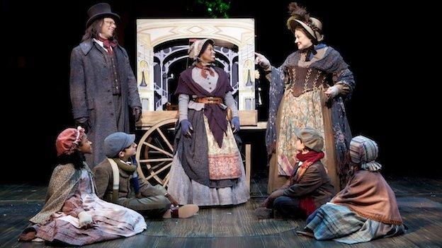 Ford's Theatre has presented A Christmas Carol to D.C. audiences for more than 30 years.