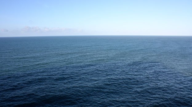 Miles off the coast lies the end of the continental shelf, a boundary for sovereignty and, evidently, scientific research.