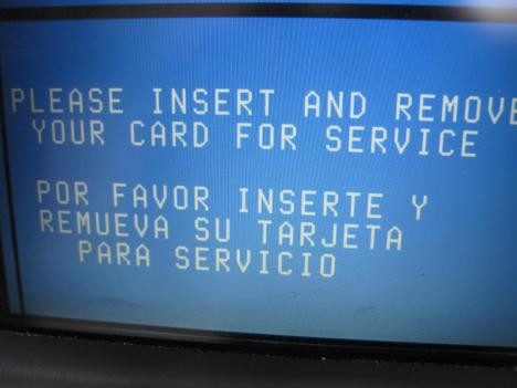 Broken ATMs were a target of a West Virginia based technician, who has pleaded guilty to stealing almost $113,000 from the machines.