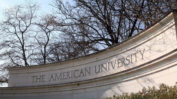 Leaked emails from a banned fraternity have provoked outrage on American University's campus.