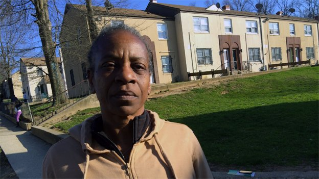 Paulette Matthews has lived at Barry Farm for more than a decade. For much of that time, the District has been planning to tear down the public housing complex and rebuild it as mixed-income housing.