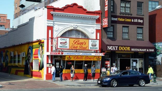 It's been more than half a century since Ben's Chili Bowl opened its doors along U Street NW.