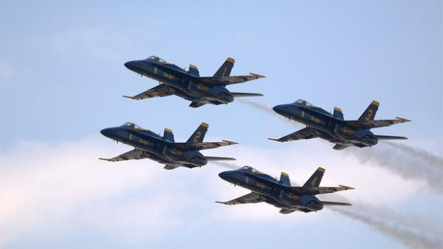 The Blue Angels will be flying in 2014, just not in Ocean City.