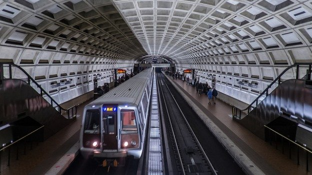 Starting today, fewer Blue Line trains will be making the trip into D.C. during the morning rush.