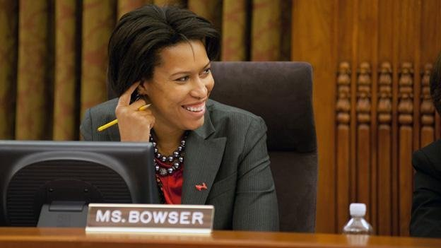 D.C. Council member Muriel Bowser is enjoying a wave of momentum in her fight to unseat Mayor Vincent Gray.