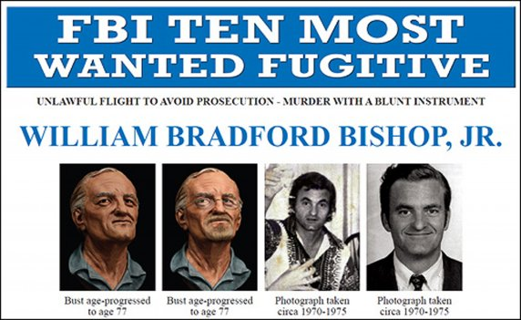 William Bradford Bishop Jr. is accused of bludgeoning his wife, mother, and his three children to death inside their Bethesda home in 1976.