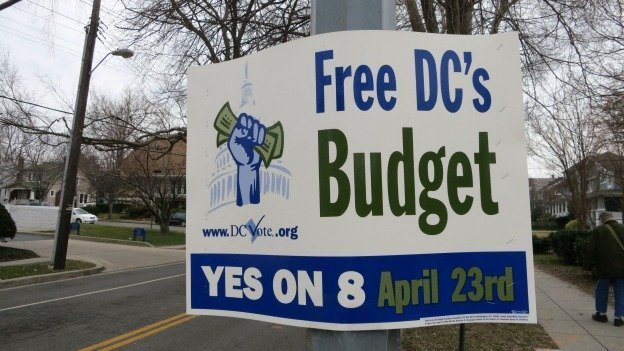 In April 2013, 83 percent of D.C. residents voted in favor of budget autonomy — but the referendum has been stuck in court since.