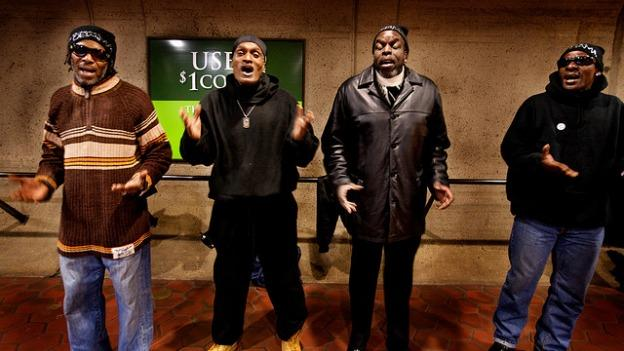 Performing for Metro commuters is only an audition away.