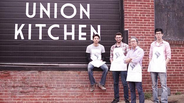 Operating out of Union Kitchen in NE D.C., Capital Kombucha is the first commercial business in Washington to brew the probiotic drink.