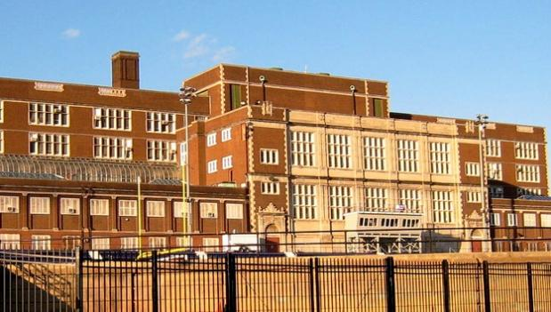 Students Cardozo High School in Columbia Heights have posted low test scores.