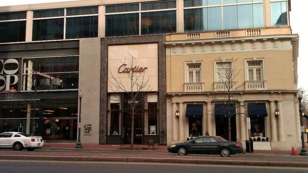 Over $130,000 worth of watches were stolen from the Cartier store in Friendship Heights in April.