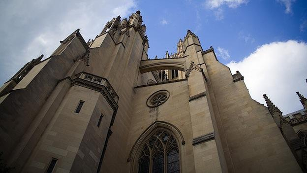 The Washington National Cathedral will no longer be free in 2014.