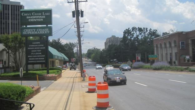 Chevy Chase Lake will soon see a facelift, with bigger changes to come once the Purple Line arrives.