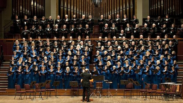 Washington Choral Arts Society Artistic Director Norman Scribner will lift his baton one final time this month as he bids farewell to the company he founded more than 45 years ago.