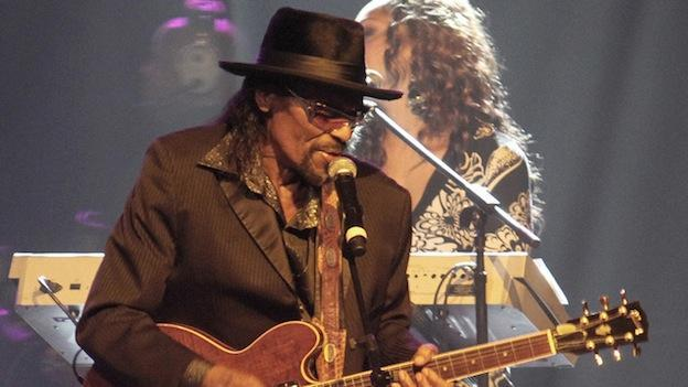 Chuck Brown performing at the Inaugural Gala for D.C. Mayor Vincent Gray in January 2011. He died in May 2012.