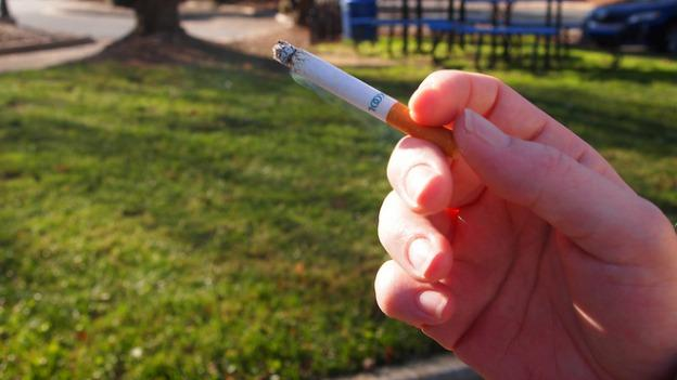 Tobacco purchases are limited to those over the age of 18, but that could change in D.C.