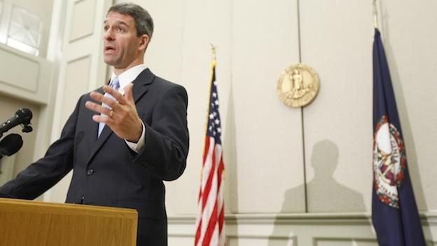 Attorney General Ken Cuccinelli may wanto to focus on the economy during his gubernatorial run, but his opponents would rather put the spotlight on where he stands controversial social issues.