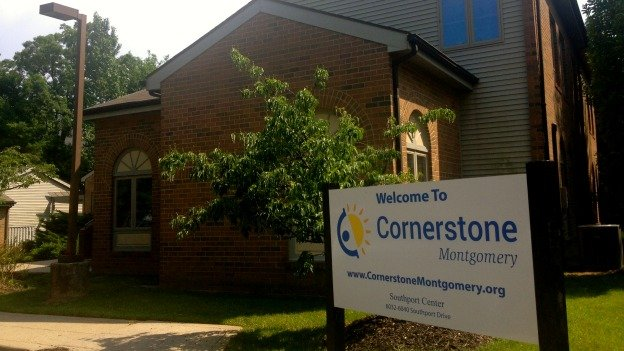 Cornerstone Montgomery, a nonprofit dedicated to improving the lives of those living with a mental illness.