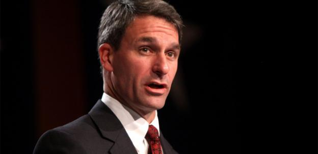 Democrats are accusing Cuccinelli or being out of touch on social issues.