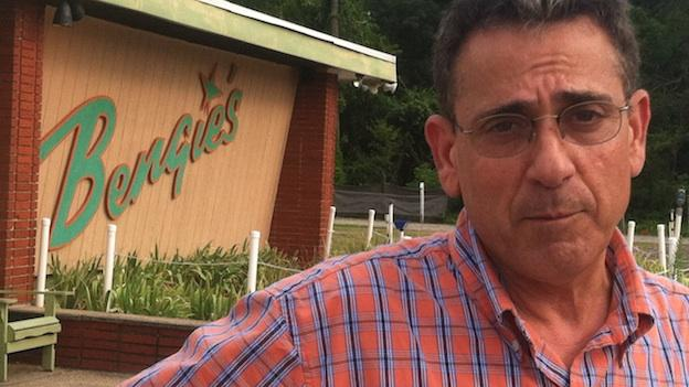 D. Edward Vogel is the owner of Bengies Drive-In.
