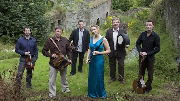The musicians in award-winning Celtic band Danú hail from County Waterford, where the founding members met in 1994.