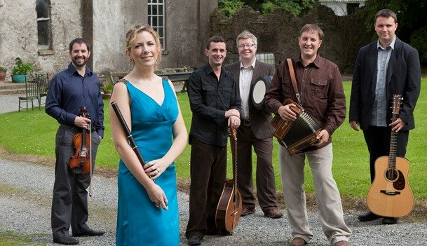 Danú is back for another Christmas time Celtic performance at the Hylton Performing Arts Center.