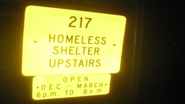 The Falls Church Shelter was started and continues to be maintained by a civic volunteer organization called the Friends of Falls Church.  It is the only shelter in the city of Falls Church.