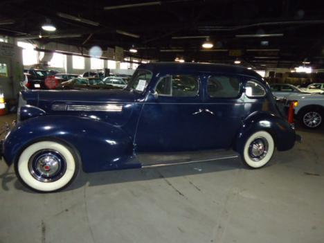 This 1939 Packard 120 was donated to WAMU 88.5 and auctioned off for $14,700