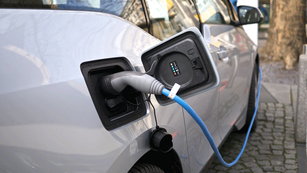 The Montgomery County Council passed a range of environmental bills Tuesday, including one that deals with charger-equipped parking spaces for electric cars.