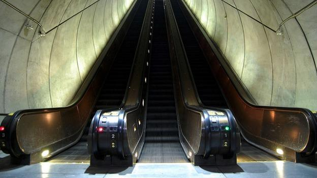 Metro says that 92 percent of its escalators are working at any given time, but one Ph.D. student at the University of Maryland says some escalators are more reliable than others.