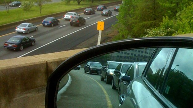 Hybrid owners with special plates will lose the right to use HOV-2 lanes on I-66 inside the Beltway durin rush hour.